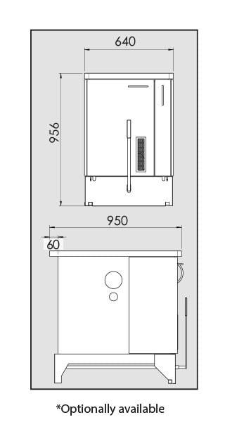 Machine Table DC1